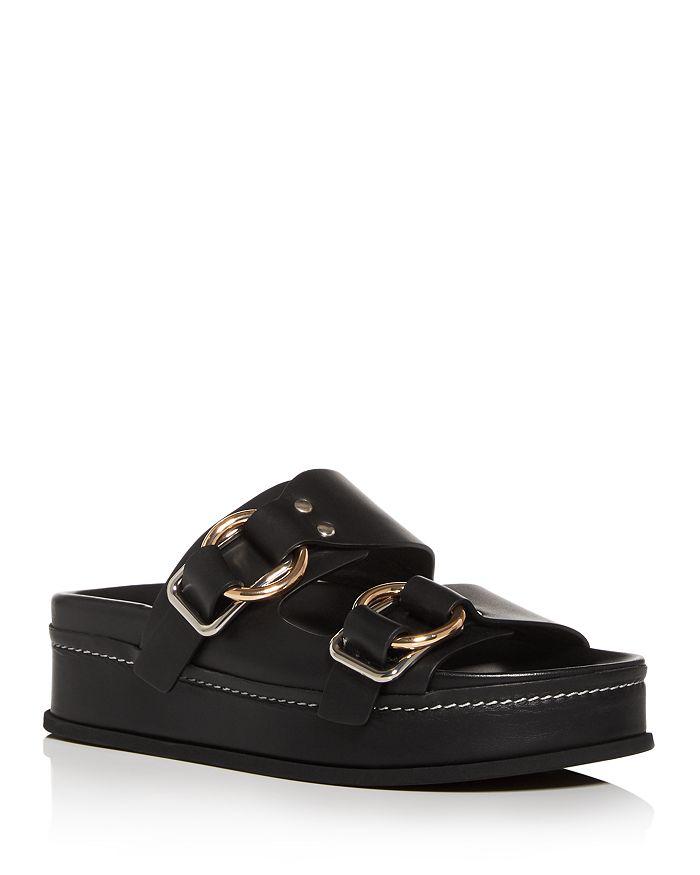 3.1 Phillip Lim - Women's Freida Platform Slide Sandals