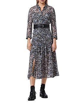 ALLSAINTS - Eley Mara Shirt Dress