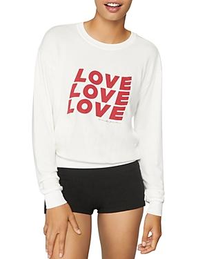 Spiritual Gangster Savasana Love Sweatshirt
