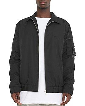 nANA jUDY - La Brea Slim Fit Utility Jacket