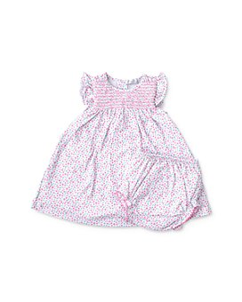 Kissy Kissy - Girls' Cotton Floral Print Dress Set - Baby
