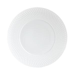 Bernardaud Twist Collection Dinner Plate - 100% Exclusive-Home