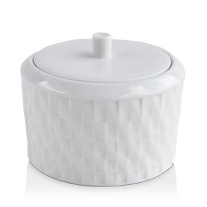 Bernardaud Twist Collection 2-Piece Lidded Sugar Bowl - 100% Exclusive-Home
