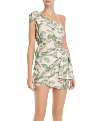 Significant Other Coraline One Shoulder Dress Bloomingdale S