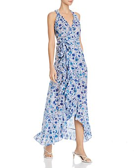 Poupette St. Barth - Floral-Print Maxi Dress