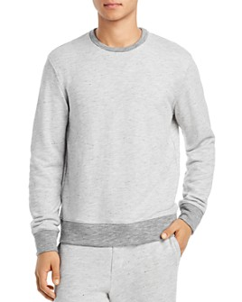 Velvet by Graham & Spencer - Teddie Cotton Sweatshirt