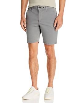 rag & bone - Classic Fit Chino Shorts