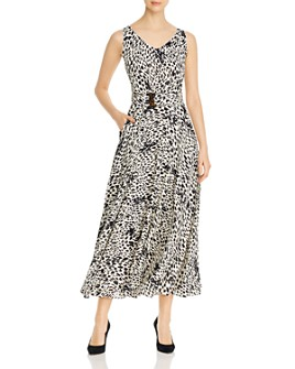 Lafayette 148 New York - Memphis Silk Maxi Dress