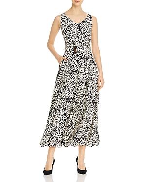 Lafayette 148 New York Memphis Silk Maxi Dress-Women