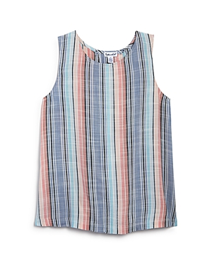 Splendid Girls' Woven Striped Tank Top - Big Kid