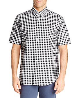 Fred Perry - Cotton Gingham Slim Fit Shirt