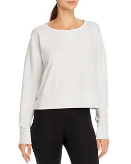 Nike - Back-Cutout Sweatshirt