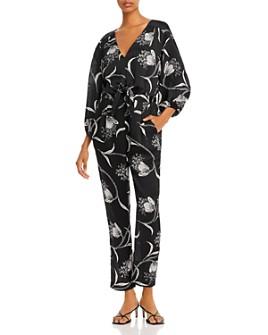 Joie - Shalia Floral-Print Jumpsuit