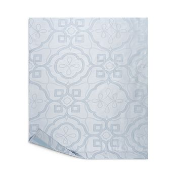 Yves Delorme - Odyssee Flat Sheet, Full/Queen