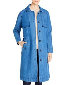 Vero Moda - Mina Denim Trench Coat