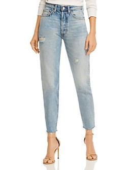 Boyish - The Billy High Rise Ankle Jeans in Taxi Driver