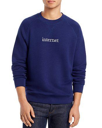 Maison Labiche - 90's-Inspired Internet Sweatshirt