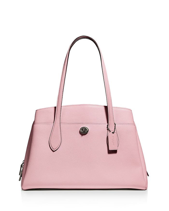 COACH - Lora Leather Carryall Tote