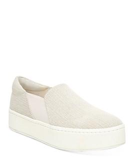 Vince - Women's Warren Slip On Sneakers