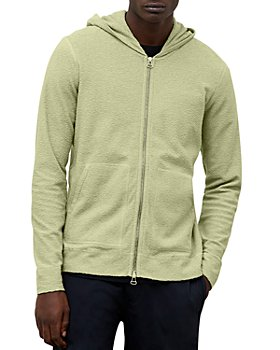 Wings and Horns - Space-Dyed Boucle Hoodie