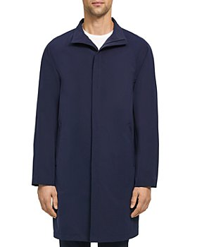 Theory - Taimo Foundation Tech Regular Fit Long Coat