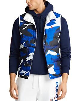 Polo Ralph Lauren - Denver Reversible Quilted Down Vest