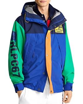Polo Ralph Lauren - McKenzie Colorblocked Water-Repellent Jacket
