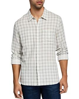 John Varvatos Star USA - Neil Gingham Regular Fit Button-Down Shirt