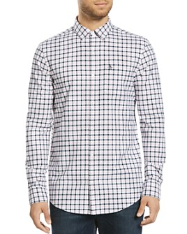 Original Penguin - Tattersall Plaid Slim Fit Button-Down Shirt
