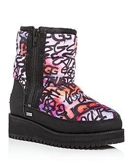 UGG® - Women's Ridge Grafitti Pop Platform Cold-Weather Platform Boots