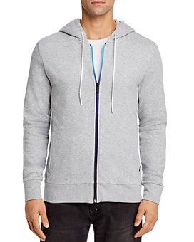 Scotch & Soda - Classic Slim Fit Full-Zip Hoodie