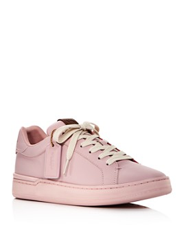 COACH - Women's Lowline Luxe Low-Top Sneakers