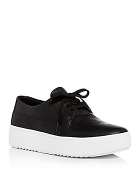 Eileen Fisher - Women's Low-Top Platform Sneakers