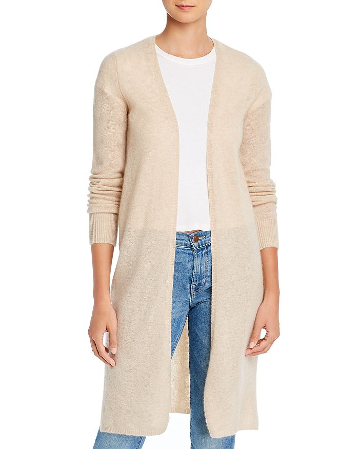 Minnie Rose - Cashmere Duster Sweater