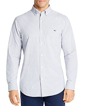 Vineyard Vines - Checked Evernia Tucker Classic-Fit Button-Down Shirt