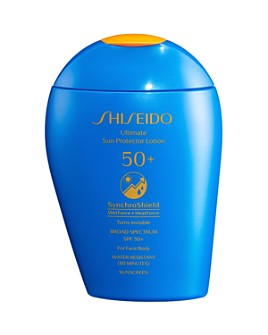 Shiseido - Ultimate Sun Protector Lotion SPF 50+ Sunscreen 5 oz.