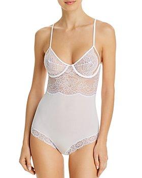 La Perla - Bianca Underwire Bodysuit