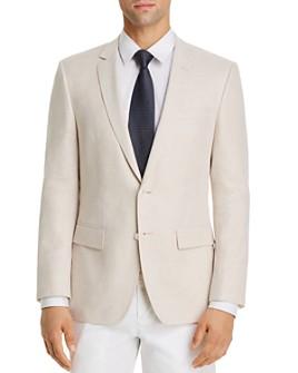 BOSS - Hutsons Textured Slim Fit Sport Coat