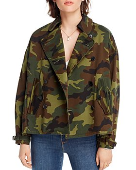 LINI - Dana Camo-Print Jacket - 100% Exclusive