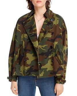 LINI - Dana Camo-Print Jacket - 100% Exclusive