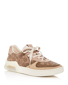 COACH - Women's CitySole Court Low-Top Sneakers