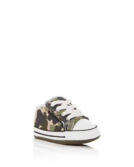 Converse - Unisex All Star Cribster Camo Sneakers - Baby