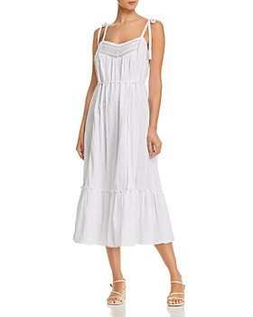 Rebecca Taylor - Kelsey Cotton Midi Dress