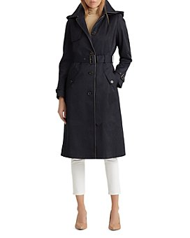 Ralph Lauren - Long Trench Coat