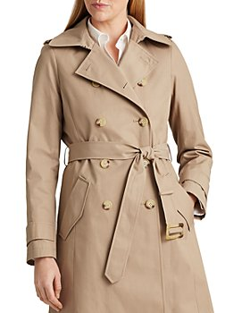 Ralph Lauren - Belted Trench Coat