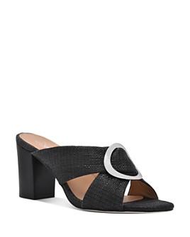 Joan Oloff - Women's Cadence High-Heel Sandals