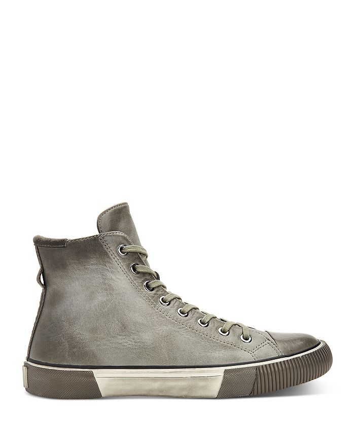 ALLSAINTS - Men's Osun Leather High-Top Sneakers