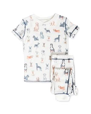 Pj Salvage Girls' Ski Jam Pawssible Pajama Set - Little Kid, Big Kid