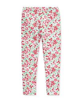 Ralph Lauren - Girls' Floral Leggings - Little Kid