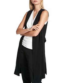 DKNY - Open-Front Vest